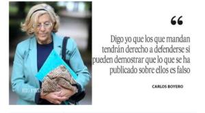 carmena,boyero